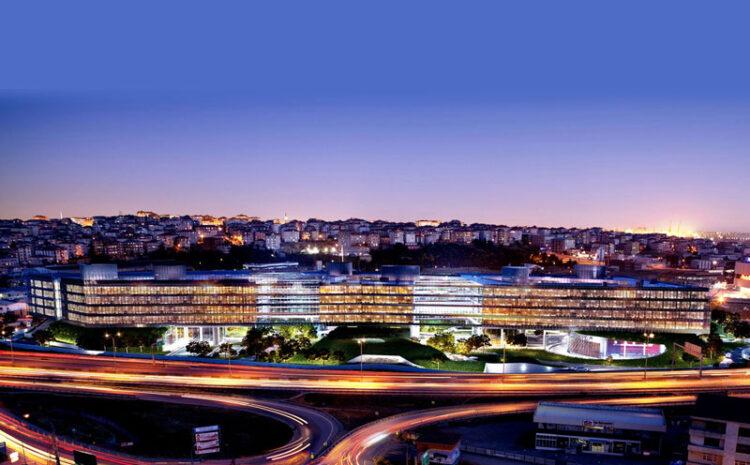 Garanti Bankası Pendik Teknoloji Kampüsü Veri Merkezi